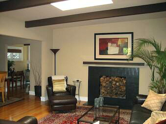 Vedder Painting, Residential Painting, Interior, Living Room